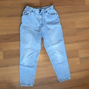 Size 14P Lee Rider Mom Jeans